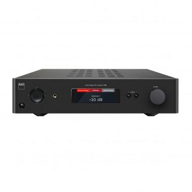 NAD C 368 Amplifier/DAC incl. BluOS 2i Modul