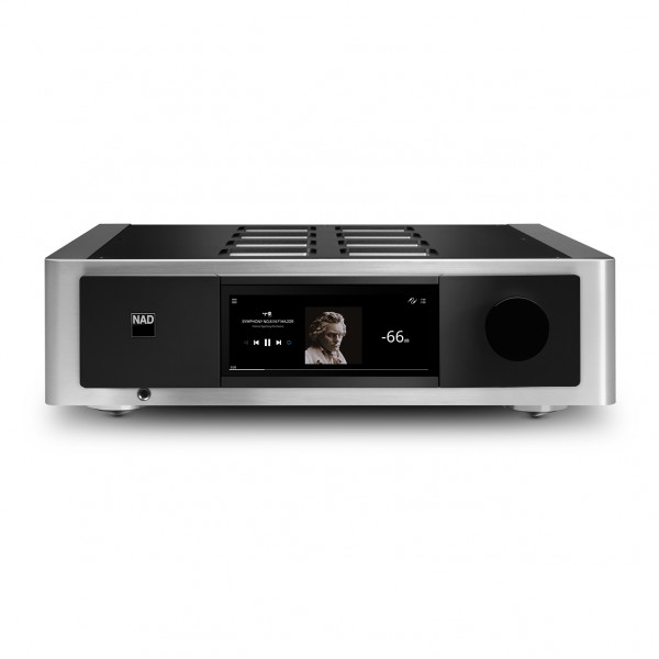 NAD M33 BluOS Streaming Amplifier