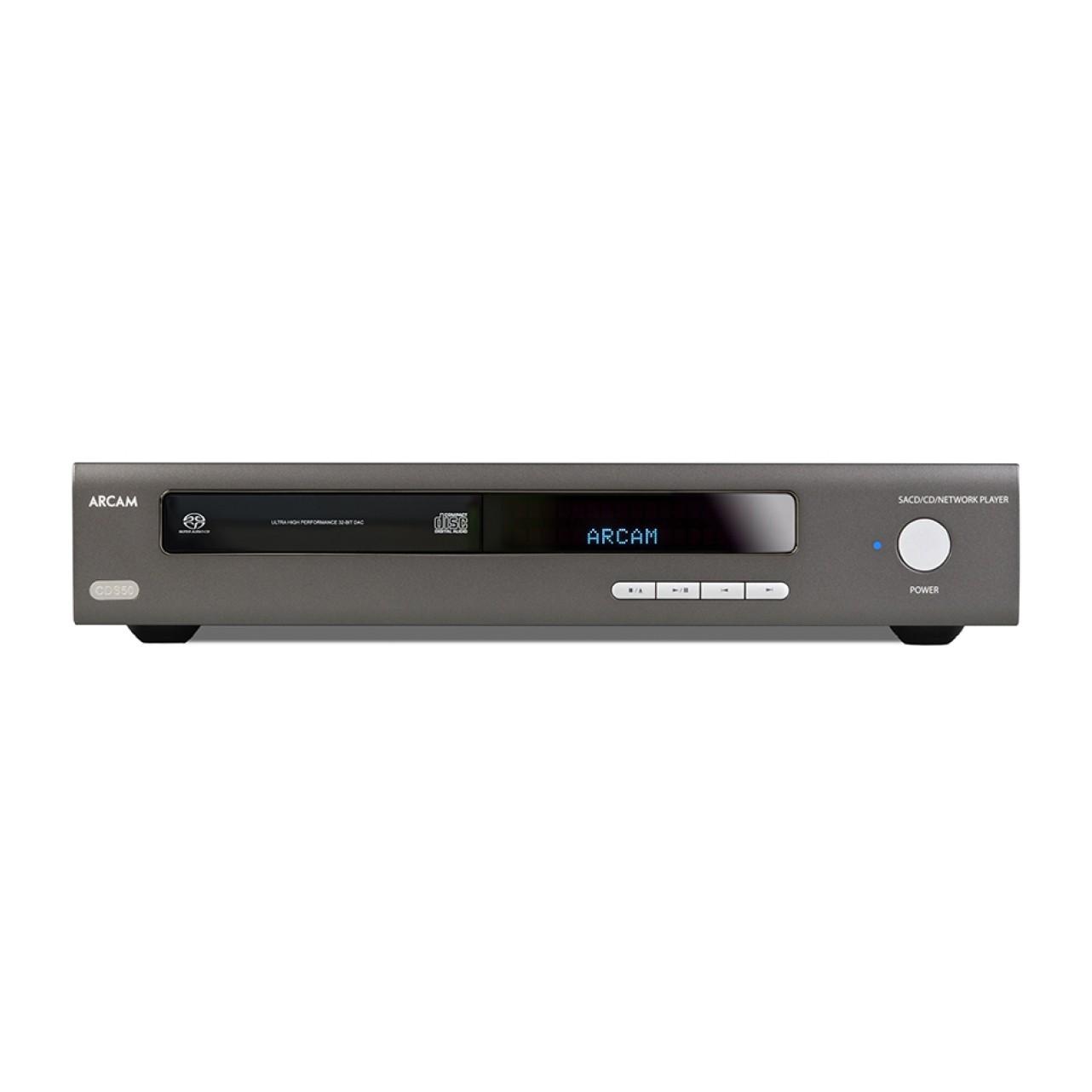 ARCAM CDS50 - SACD/CD und Netzwerk-Player