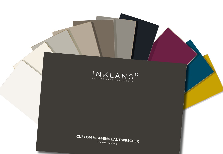 INKLANG Farbmuster-Set