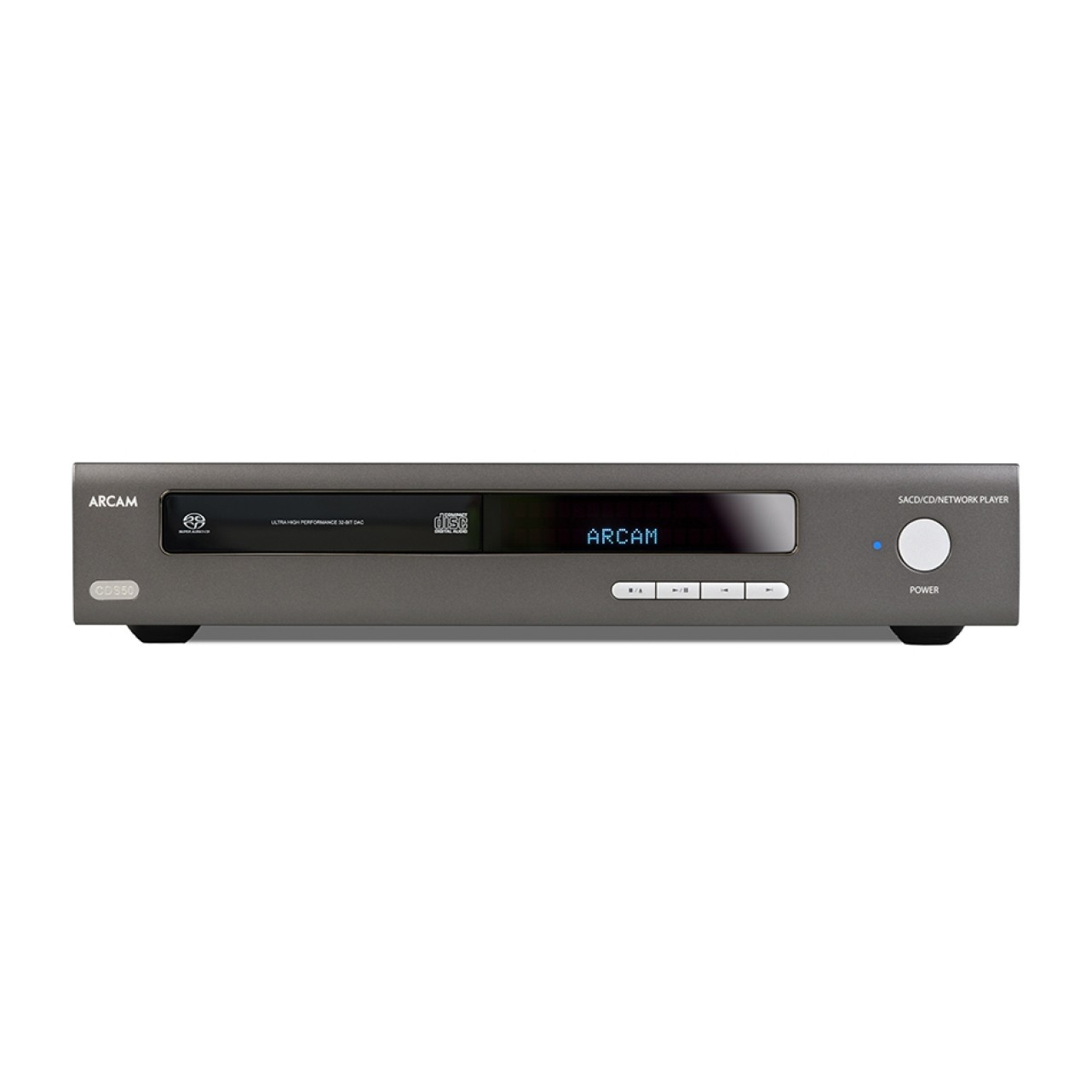 ARCAM CDS50 - SACD/CD and Network-Player